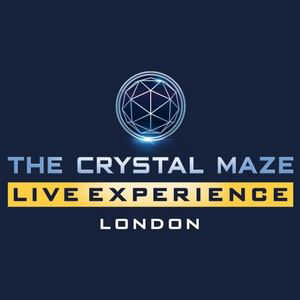 The Crystal Maze Live Experience logo