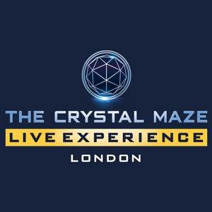 The Crystal Maze Live Experience logo