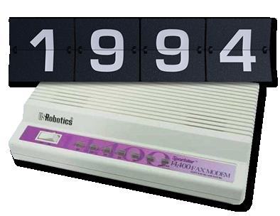 1994 modem