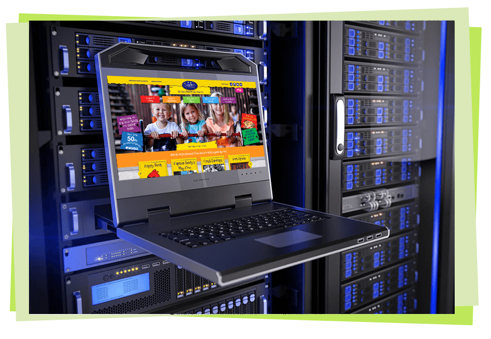 Web Hosting for the attractions industry
